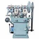Ball chain making machines