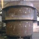 Metal Ladle For Steel Plants, For Molten Metal Transportation, 6