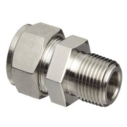 Stainless Steel Ferrule Compression Tube Fitting, Size: 3/4 inch