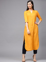 Plain Ladies Kurta