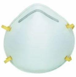 White Safety Nose Mask