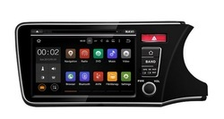 Honda City 9 inch Android 8.1 OS Quad Core 2GB Ram 16GB Car Radio Central Multimedia IPS
