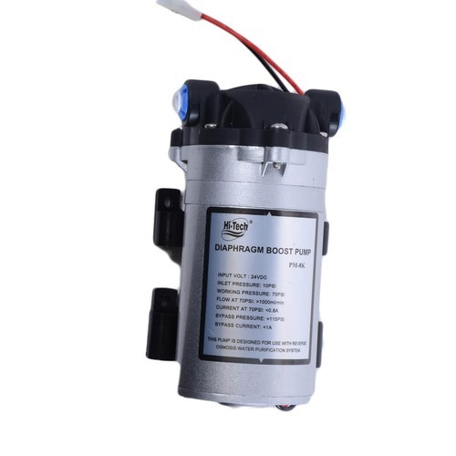 Hi tech diaphragm ro booster pump rs 1750 piece aqua tech ro hi tech diaphragm ro booster pump ccuart Gallery