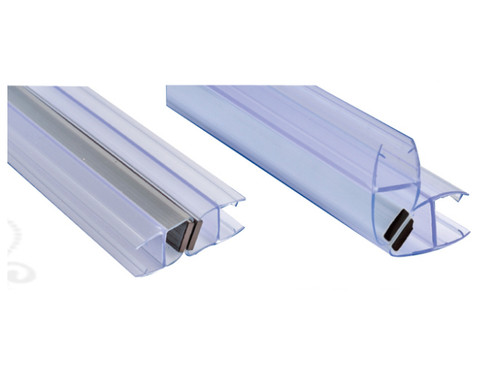Magnetic Profiles For Frame Less Glass Doors Magnetic