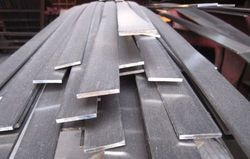 Gunmetal Flat Bar