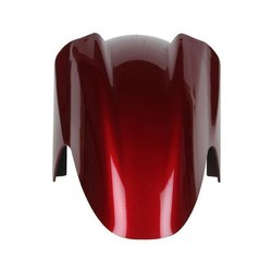 Discover Bike Red Front Mudgaurd