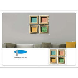 Framework Wall Design Stickers