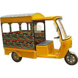 GEM Battery Operated School Van