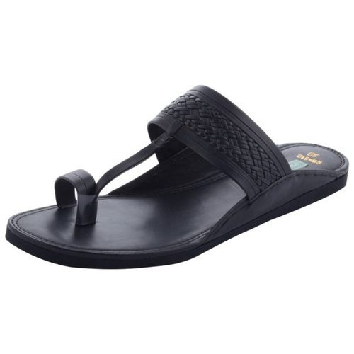 328adb09402a8e Marc One Black Sandals For Men