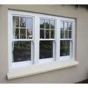 UPVC Double Hung Window
