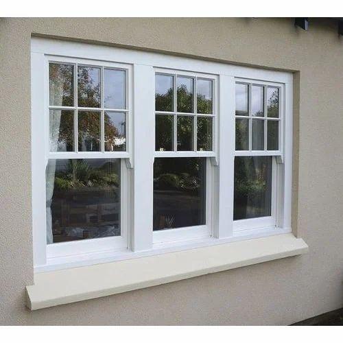 Upvc Windows Double Hung Window Manufacturer From Bengaluru
