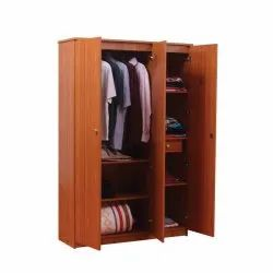 ARANCIA Brown Wardrobe, Warranty: 5 Year