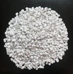 White PVC Dana, Pack Size: 35