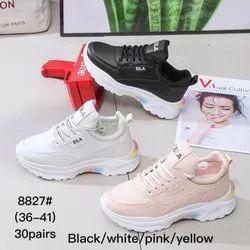 Women Ladies Casual Shoes, Size: 36-41