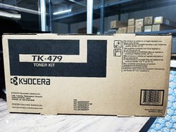 Genuine Kyocera TK-479 Black Toner Cartridge