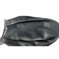 Polyester Black Seat Cover Honda Shine