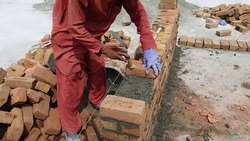In 5 To 10 Days Male Mason Works Labour Contract, Pan India