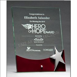 1002 Hero Of Hope Plaque