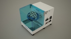 3D Blender Mixer For Pharma Healthcare Lab Powder Mixing