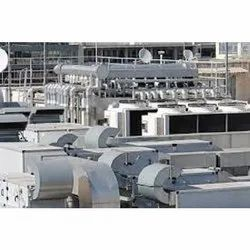 LG HVAC System, 100 Ton, 200 Ton & 300 Ton, for Industrial & Residential Use