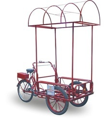 Ice Cream Tricycle Trolley