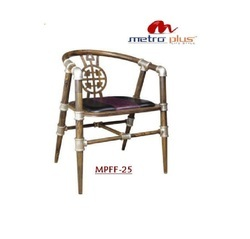 Metro Plus Life Style Wooden Antique Chair