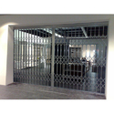 Cast Iron Collapsible Gate