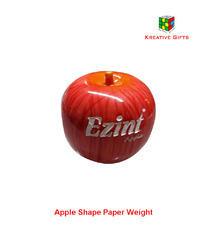Apple Shape Paper Weight