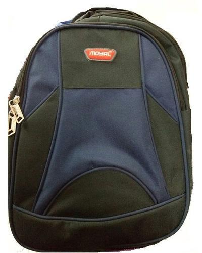 Various Moyal School Bag, Size/dimension: Regular, Bag Size: Regular
