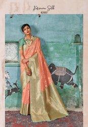 Bhagal Puri Silk Saree