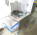 100 Liter Large Ultrasonic Cleaning Equipment
