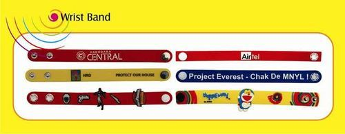 Wrist Band Promotional Gifts