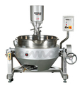 Hydraulic Tilting Cooking Mixer