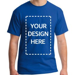 Polyester Printed T Shirts