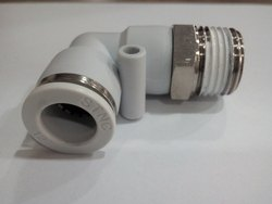 PU Fitting Male Elbow