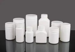 HDPE Customised Jars