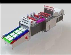A4 sheet size copier paper making machine
