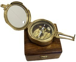 Brunton Compass Fully Brass