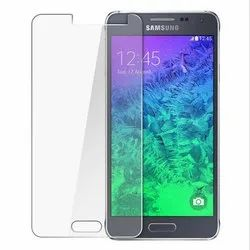 Samsung Mobile Tempered Glass, Thickness: 0.3 mm, Model Name/Number: Galaxy On5
