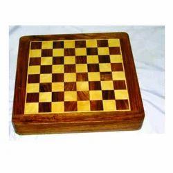 Wood Chess Board