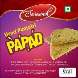 Saraunsh Udad Punjabi Papad