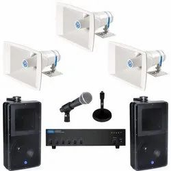 Ahuja PA System