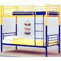 Wrought Iron Bunk Bed