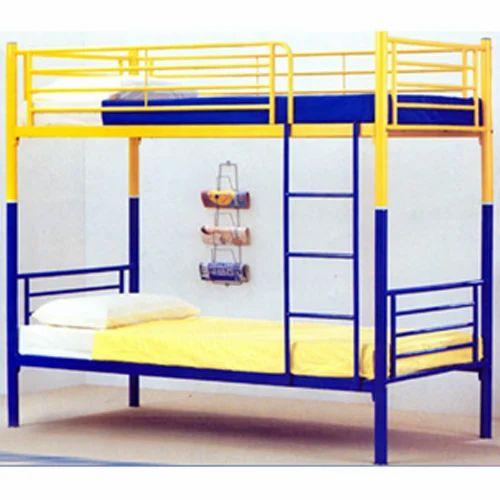 Wrought Iron Bunk Bed At Rs 9000 Piece Kandivali West Mumbai
