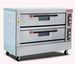 Double Deck Bakery Oven