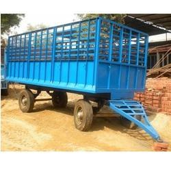Tractor Trolley Maintenance Service
