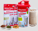 Soulfull Millet Smoothix - Shaker Almond