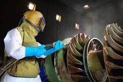Abrasive Blasting Service