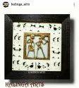 Bastar Dhokra Art Frames