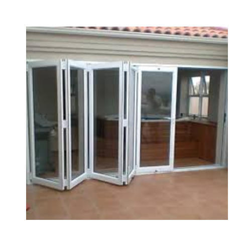 Aluminium Folding Door at Rs 270 /square feet | Aluminium Foldable ...